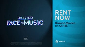 DIRECTV Cinema TV Spot, 'Bill & Ted Face the Music' - Thumbnail 9