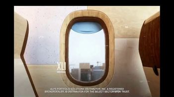Select Sector SPDRs XLI TV Spot, 'The Indsutrial Sector SPDR' - Thumbnail 8