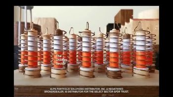 Select Sector SPDRs XLU TV Spot, 'The Utilities Sector SPDR' - Thumbnail 8