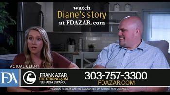 Franklin D. Azar & Associates, P.C. TV Spot, 'Diane: Meeting With Our Lawyer' - Thumbnail 3