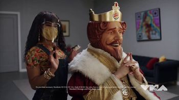 Burger King TV Spot, '2020 MTV Video Music Awards: Killer Collab' Feat. Lil Yachty, Song by Lil Yachty - 50 commercial airings