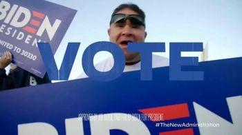 Biden for President TV Spot, 'Everybody Let's Vote' Song by Kosine - Thumbnail 9