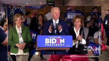 Biden for President TV Spot, 'Everybody Let's Vote' Song by Kosine - Thumbnail 5