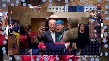 Biden for President TV Spot, 'Everybody Let's Vote' Song by Kosine - Thumbnail 6