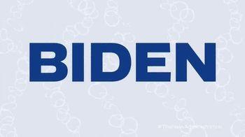 Biden for President TV Spot, 'Everybody Let's Vote' Song by Kosine - Thumbnail 7