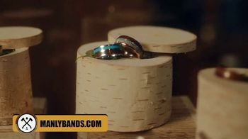 Manly Bands TV Spot, 'Every Detail: 20% Off' - Thumbnail 6