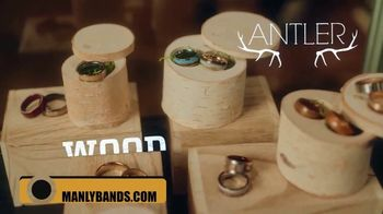 Manly Bands TV Spot, 'Every Detail: 20% Off' - Thumbnail 7
