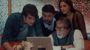 Bikaji TV Spot, 'Amitji Loves Bikaji: No Chai Without Bhujia' Featuring Amitabh Bachchan