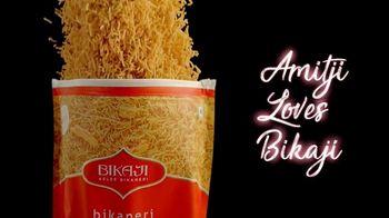 Bikaji TV Spot, 'Amitji Loves Bikaji: No Chai Without Bhujia' Featuring Amitabh Bachchan - Thumbnail 10