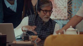 Bikaji TV Spot, 'Amitji Loves Bikaji: No Chai Without Bhujia' Featuring Amitabh Bachchan - Thumbnail 6