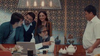 Bikaji TV Spot, 'Amitji Loves Bikaji: No Chai Without Bhujia' Featuring Amitabh Bachchan - Thumbnail 7