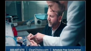 ClearChoice TV Spot, 'Everything Changed'