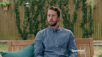 Spectrum Mobile TV Spot, 'Singing To the Plants'