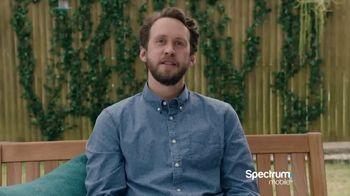Spectrum Mobile TV Spot, 'Singing To the Plants' - Thumbnail 1