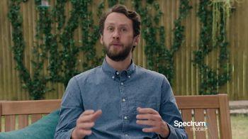 Spectrum Mobile TV Spot, 'Singing To the Plants' - Thumbnail 2