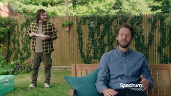 Spectrum Mobile TV Spot, 'Singing To the Plants' - Thumbnail 3
