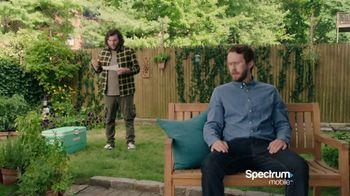 Spectrum Mobile TV Spot, 'Singing To the Plants' - Thumbnail 5