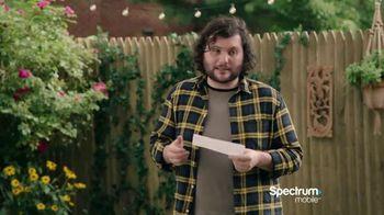 Spectrum Mobile TV Spot, 'Singing To the Plants' - Thumbnail 6