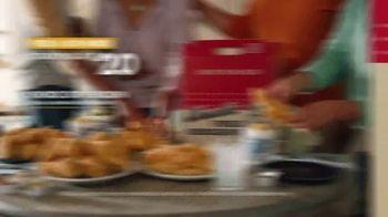Church's Chicken Restaurants Go Box TV Spot, 'A Lot of Catching Up' - Thumbnail 9