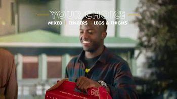 Church's Chicken Restaurants Go Box TV Spot, 'A Lot of Catching Up' - Thumbnail 4