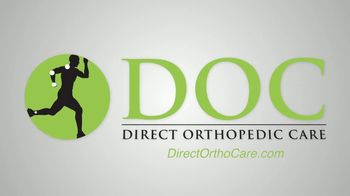 Direct Orthopedic Care TV Spot, 'Safest Clinical Environment' - Thumbnail 10