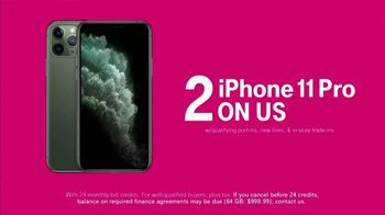 T-Mobile TV Spot, 'Get Two iPhones' - Thumbnail 6