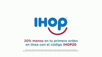 IHOP Ultimate BreakFEASTS TV Spot, 'Oso: 20% menos' [Spanish] - Thumbnail 8