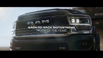 Ram Trucks TV Spot, 'Power Days, Shift' [T1]