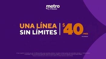 Metro by T-Mobile TV Spot, 'Conquista tu día: $40 dólares' [Spanish] - Thumbnail 2