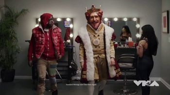 Burger King TV Spot, '2020 Video Music Awards: Green Room' Featuring Lil Yachty - Thumbnail 6