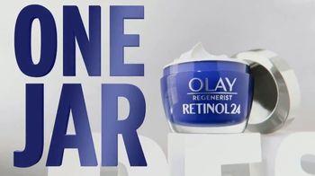 Olay Regenerist Retinol 24 TV Spot, 'Best' - Thumbnail 3