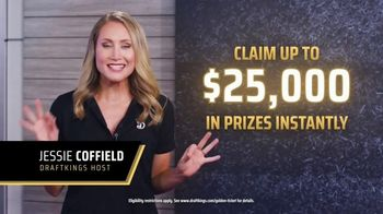 DraftKings $100 Million Golden Ticket Giveaway TV Spot, 'Have You Heard?' - Thumbnail 3