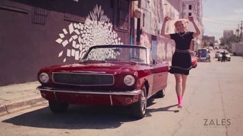 Zales TV Spot, 'I Am a Diamond: The Diamond Credit Card' - Thumbnail 5