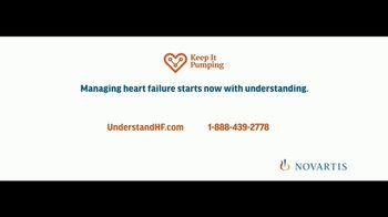 Novartis TV Spot, 'Keep It Pumping: Understand Heart Failure' - Thumbnail 9