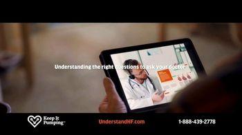 Novartis TV Spot, 'Keep It Pumping: Understand Heart Failure' - Thumbnail 2