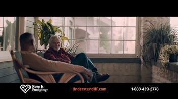 Novartis TV Spot, 'Keep It Pumping: Understand Heart Failure' - Thumbnail 3
