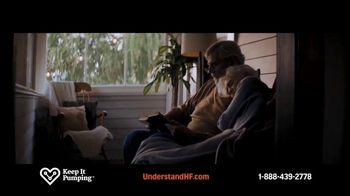 Novartis TV Spot, \'Keep It Pumping: Understand Heart Failure\'