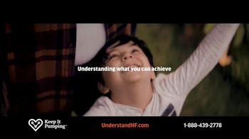 Novartis TV Spot, 'Keep It Pumping: Understand Heart Failure' - Thumbnail 7