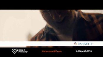Novartis TV Spot, 'Keep It Pumping: Understand Heart Failure' - Thumbnail 8