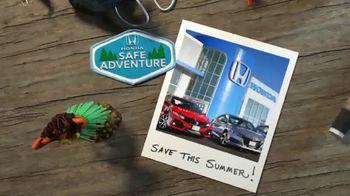 Honda Summer Clearance Event TV Spot, 'Safe Adventure: CR-V, HR-V & Pilot' [T2] - Thumbnail 5