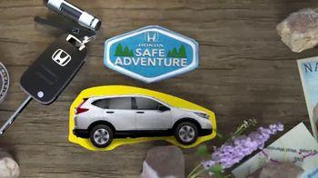 Honda Summer Clearance Event TV Spot, 'Safe Adventure: CR-V, HR-V & Pilot' [T2] - Thumbnail 1