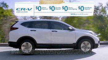 Honda Summer Clearance Event TV Spot, 'Safe Adventure: CR-V, HR-V & Pilot' [T2] - Thumbnail 4