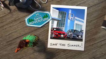 Honda Summer Clearance Event TV Spot, 'Safe Adventure: Civic' [T2] - Thumbnail 7
