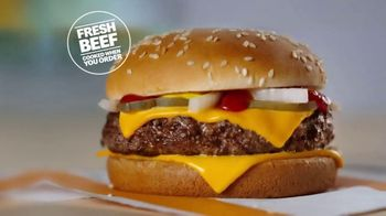 McDonald's Buy One, Get One for $1 TV Spot, 'Switch It Up or Match It Up: Burgers' - Thumbnail 3