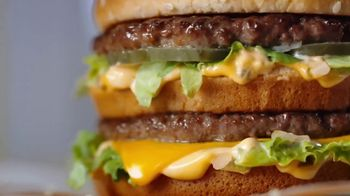 McDonald's Buy One, Get One for $1 TV Spot, 'Switch It Up or Match It Up: Burgers' - Thumbnail 4