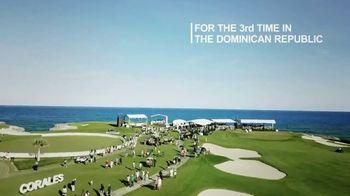 Puntacana Resort & Club TV Spot, '2020 Corales Championship' - Thumbnail 3