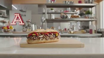 Arby's Prime Rib Cheesesteaks TV Spot, 'All Your Friends' Song by YOGI - Thumbnail 1