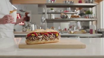 Arby's Prime Rib Cheesesteaks TV Spot, 'All Your Friends' Song by YOGI - Thumbnail 2