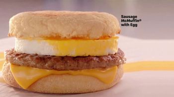 McDonald's Buy One, Get One for $1 TV Spot, 'Switch or Match It Up: Breakfast' - Thumbnail 4