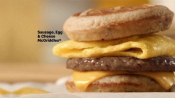 McDonald's Buy One, Get One for $1 TV Spot, 'Switch or Match It Up: Breakfast' - Thumbnail 6